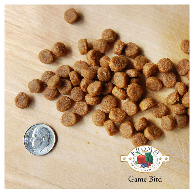 Fromm Four Star Game Bird Recipe Dry Dog Food