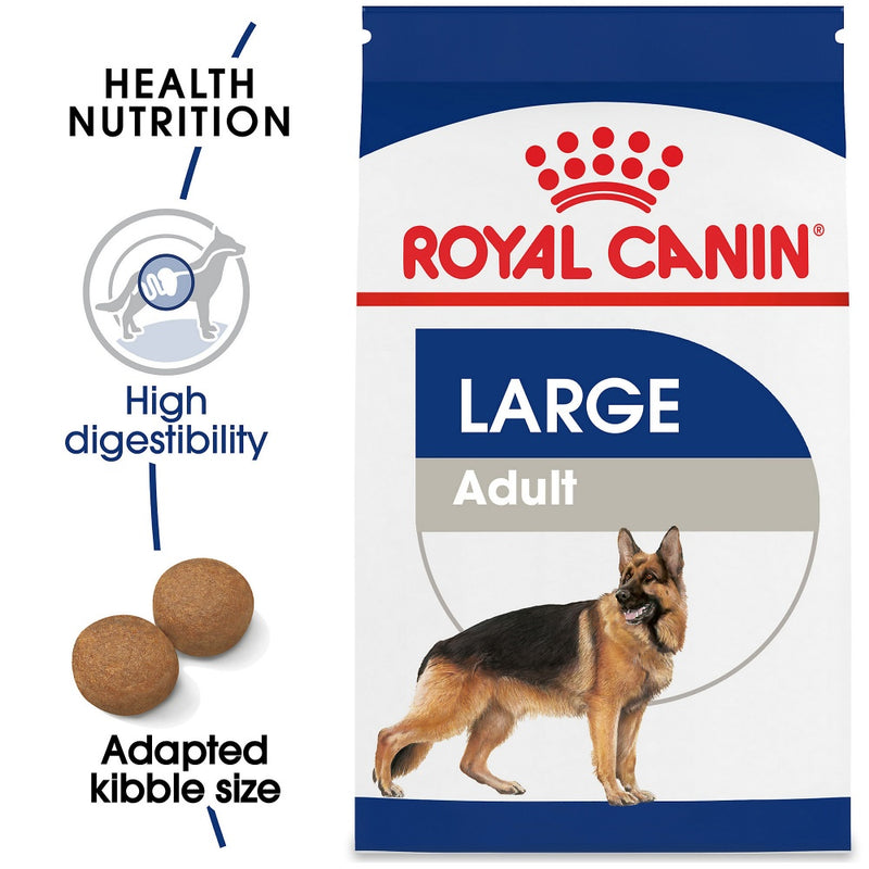 Royal Canin Size Health Nutrition Large Breed Adult Dry Dog Food