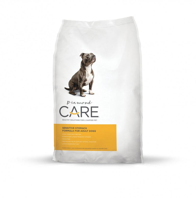 Diamond Care Adult Sensitive Stomach Formula Dry Dog Food