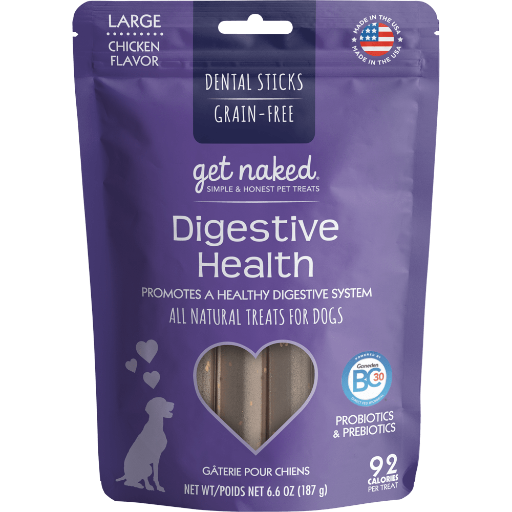 NPIC Get Naked Weight Management Large Chew Sticks for