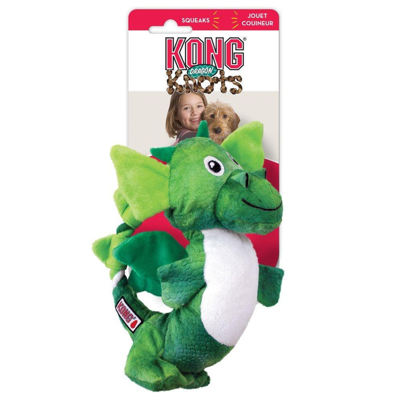 KONG Dragon Knots Dog Toy