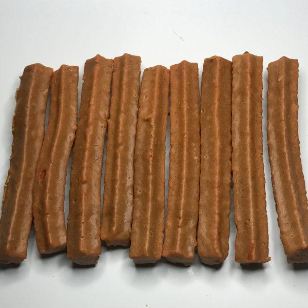 Blue Ridge Peanut Butter Coated Sweet Tater Stix Dog Treats