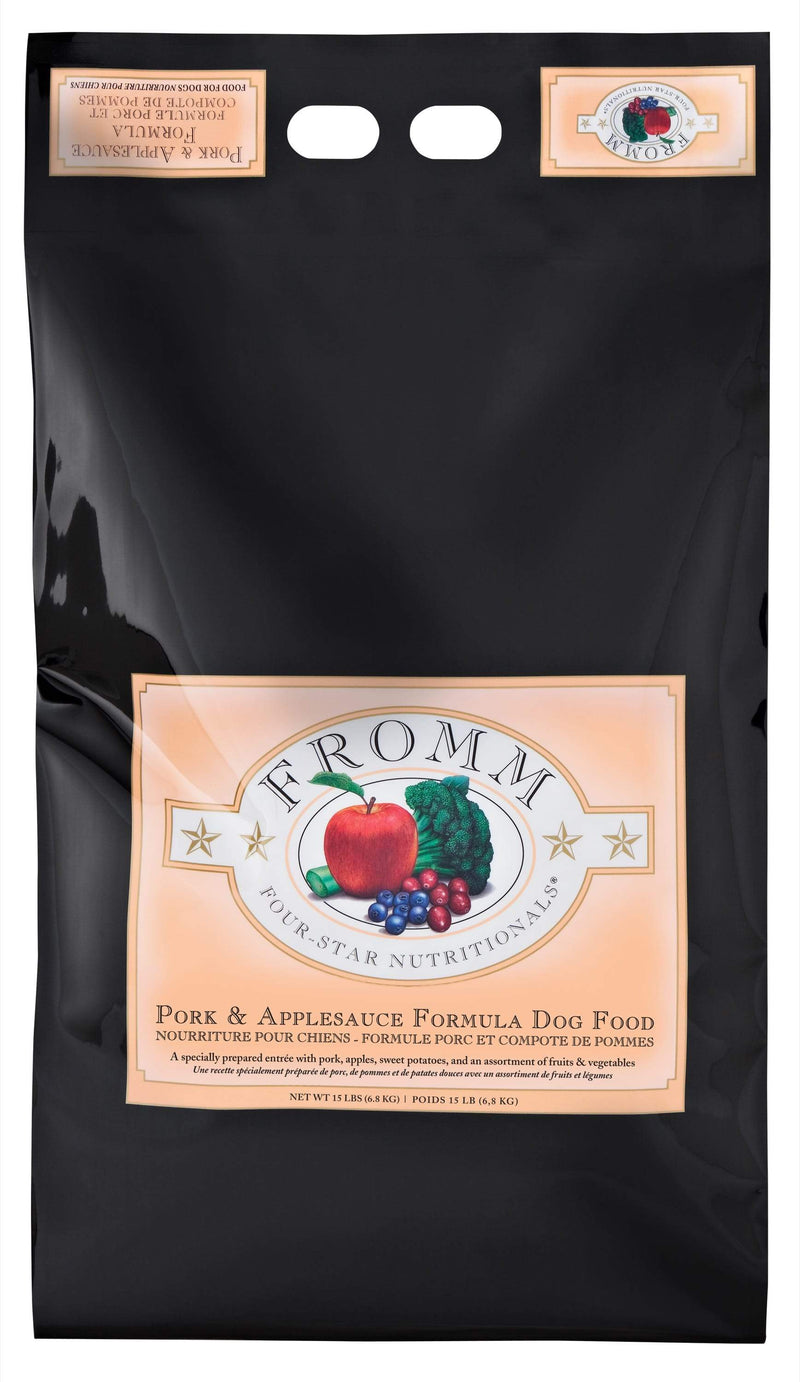 Fromm Four-Star Nutritionals® Pork & Applesauce Formula Dog Food