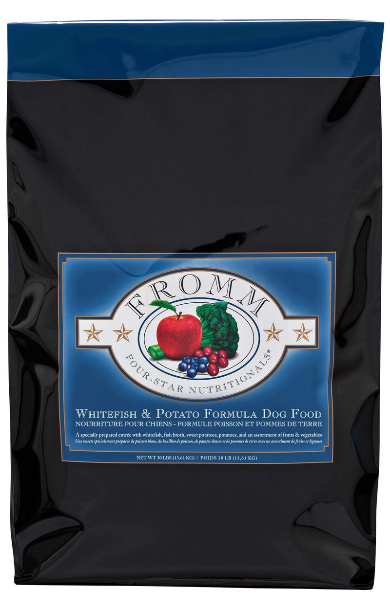 Fromm Four-Star Nutritionals® Whitefish & Potato Formula Dog Food