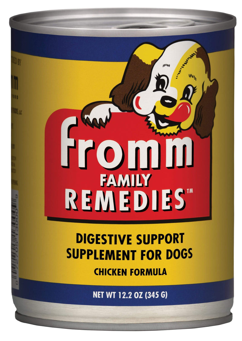 Fromm Family Remedies'Ñ¢ Digestive Support Chicken Formula Supplement for Dogs