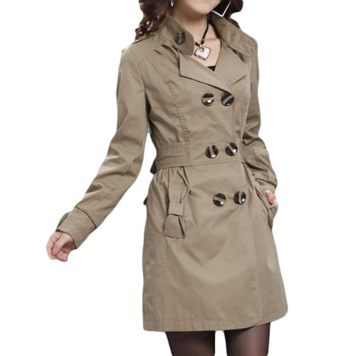 Trench Coat Feminino London