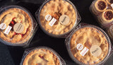 Seasonal Fruit Pies