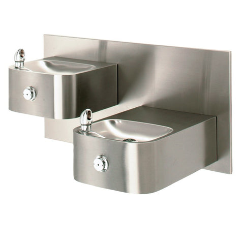 Model 1119.14 Dual Level Drinking Fountain