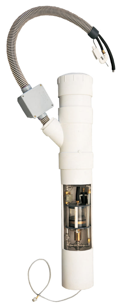 Freeze-Guard®;  patented freeze-resistant push-button operated valve system.