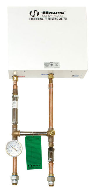 Haws TWBS.EW.H prepackaged instantaneous electrical water heater