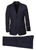 ST2005 Navy Wool