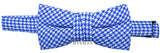 BTE - LINEN BOW TIES - VARIOUS DESIGNS