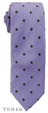 SPT - SILK TIES - VARIOUS DESIGNS