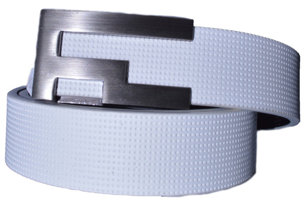 TB1266 Reversible Belt White/Black