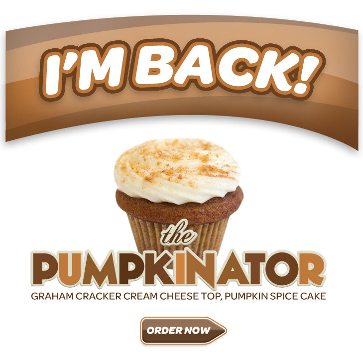 Pumpkinator is Back