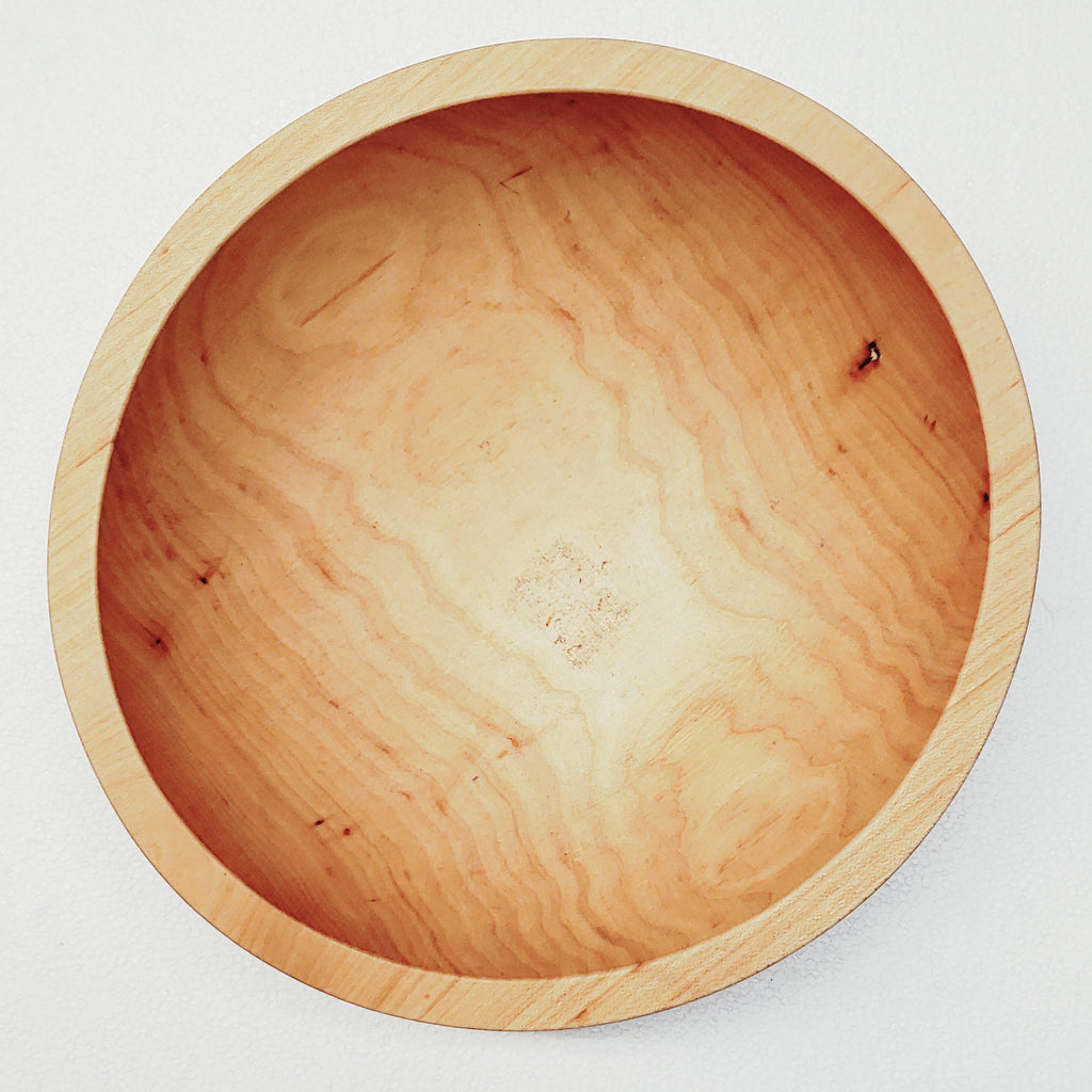 "10"" Maple Bowl"