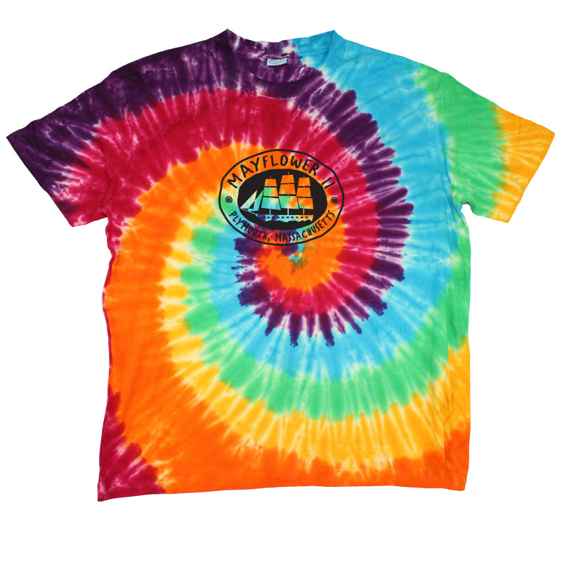 Mayflower II Tie-Dye T-shirt