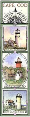 Cape Cod Bookmark