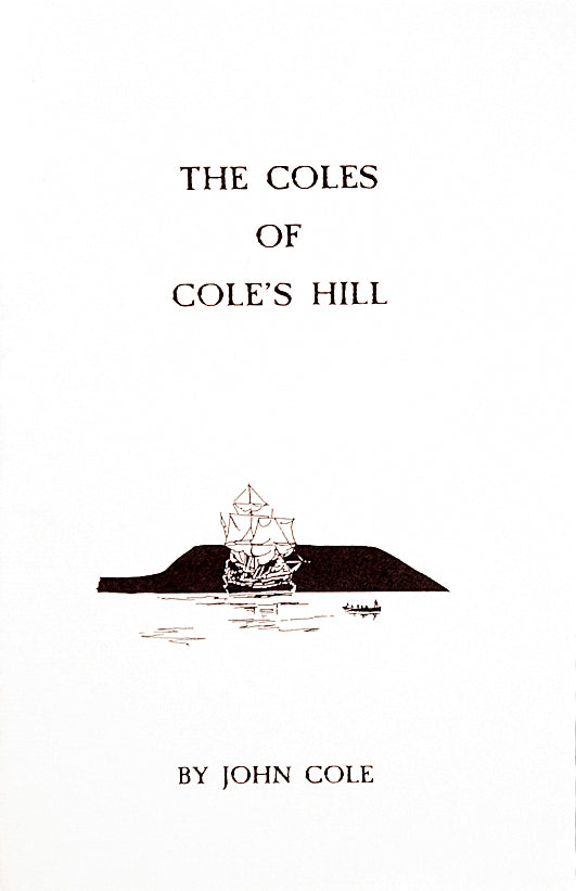 Coles of Cole's Hill