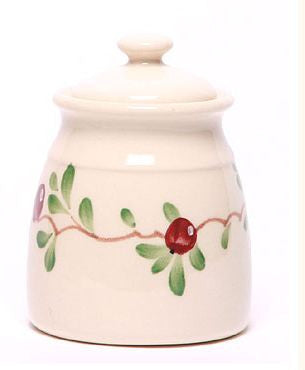 Cranberry Sugar Bowl