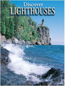 Discover Lighthouses Playing Cards