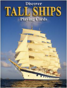 Discover Tall Ships Playing Cards