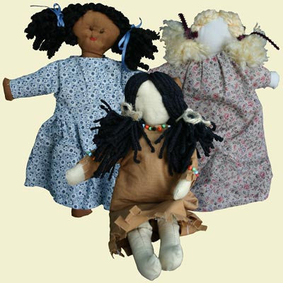 Doll-Making Kits