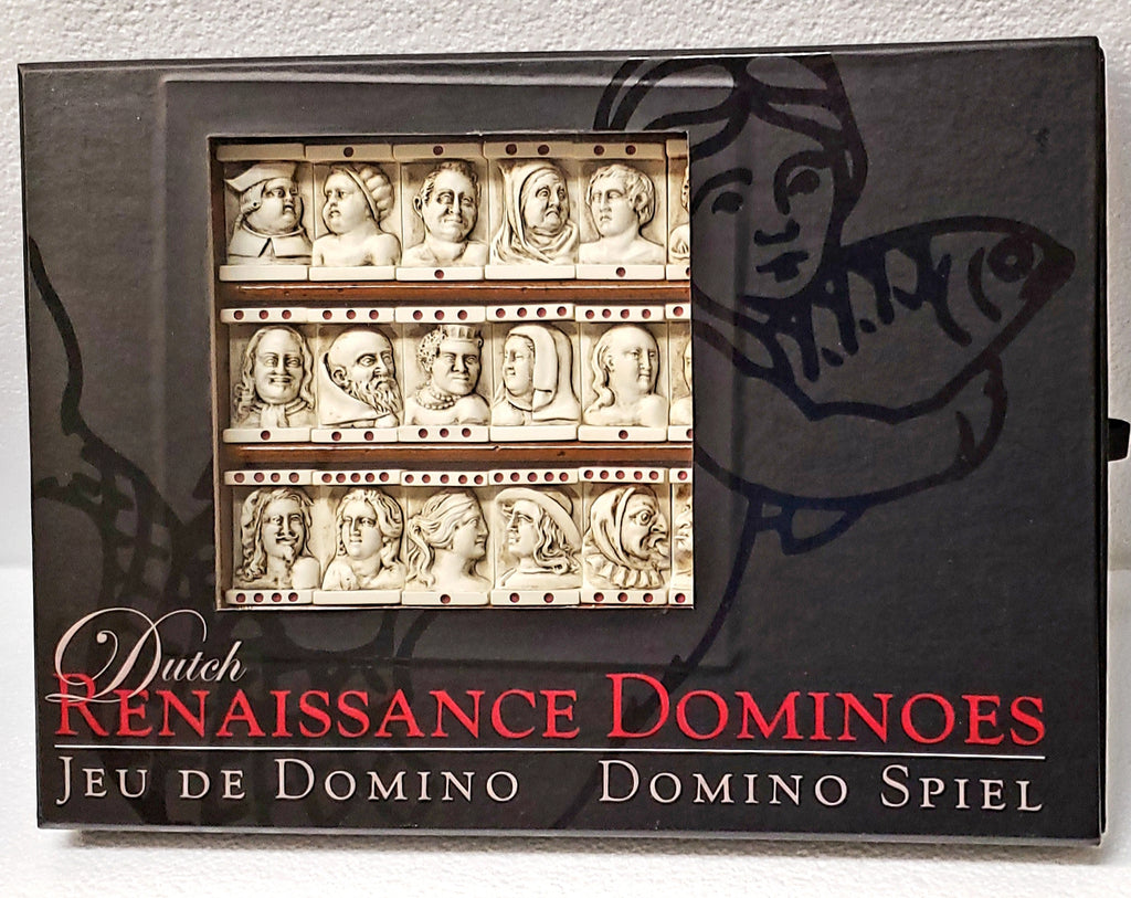 Dutch Renaissance Domino Game