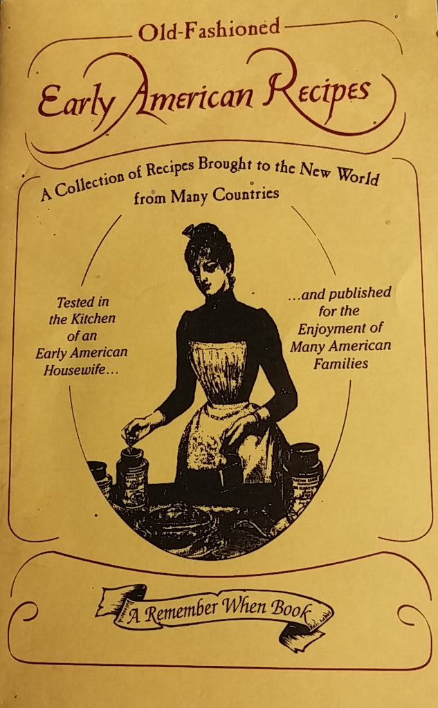 Early American Recipes
