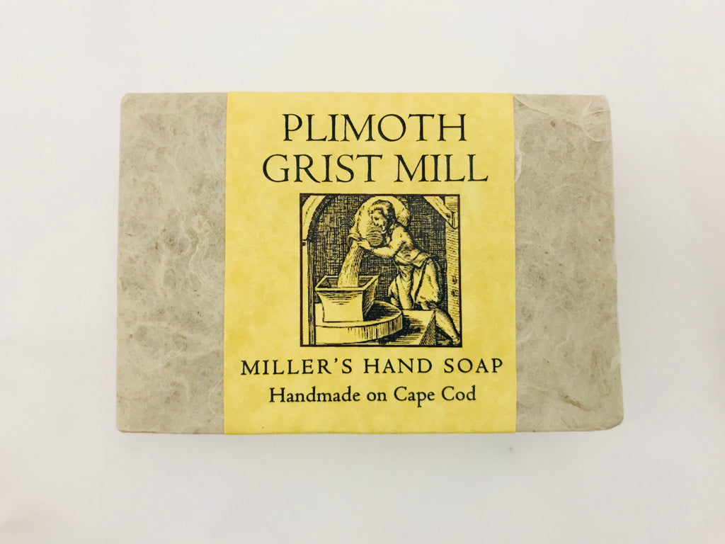 Plimoth Grist Mill Soap
