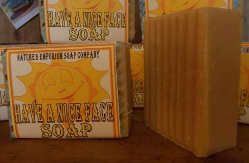 Have A Nice Face Soap