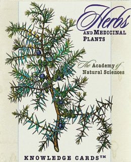 Herbs and Medicinal Plants The Academy of Natural Sciences Knowledge Cards