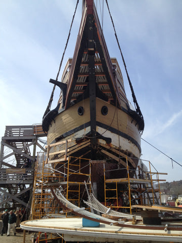$100 Mayflower II Restoration Project Donation