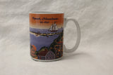 Historic Plymouth Marie E. Fox, 1987, Mug