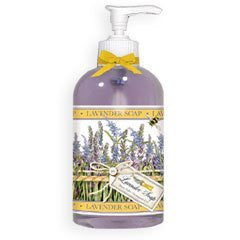 Lavender Field Liquid Soap