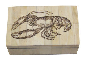 Lobster Bone Box