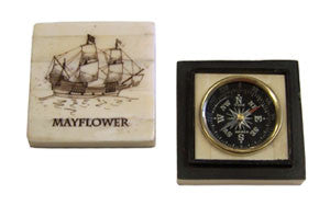 Mayflower Compass Box
