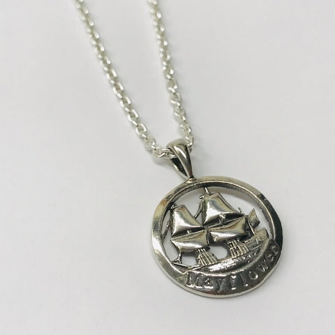 Mayflower Necklace