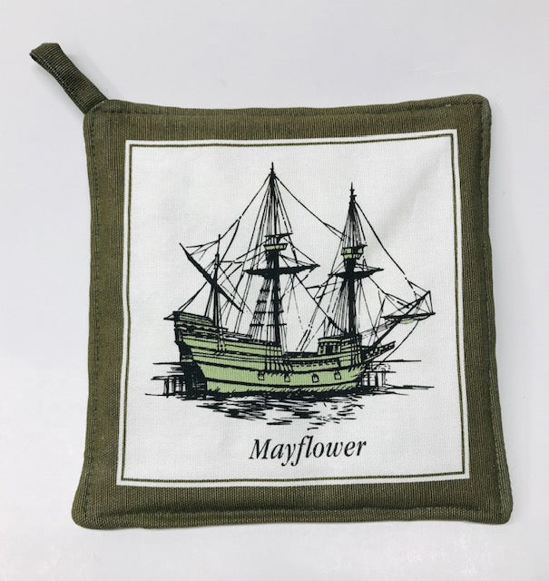 Mayflower Potholder