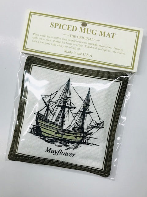 Mayflower Spiced Mug Mat