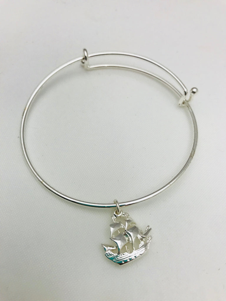 Mayflower Bangle Bracelet