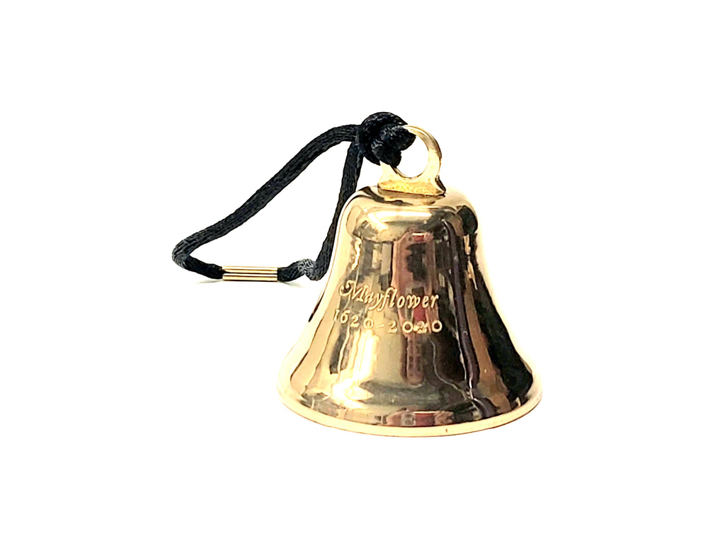 Mayflower Bell Ornament