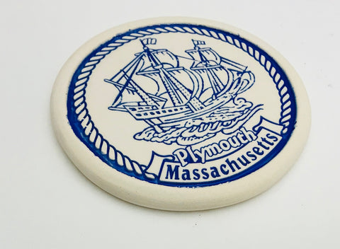 Mayflower Coaster
