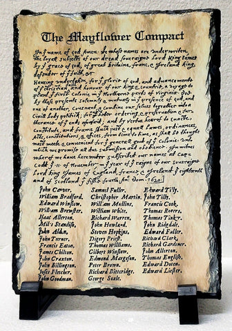 Mayflower Compact Slate