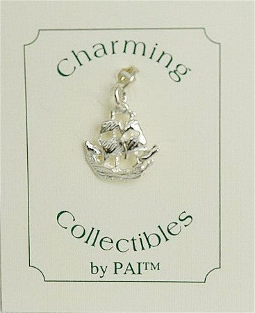 Mayflower II Charm
