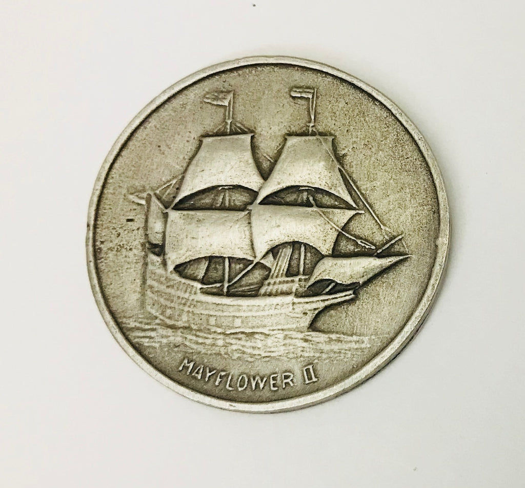 Mayflower II  Coin