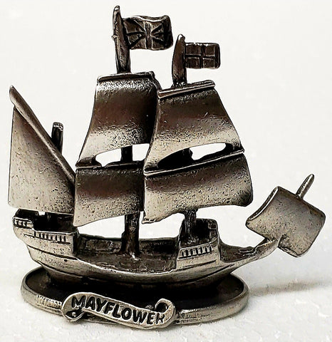 Mayflower Figurine