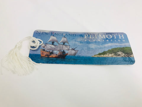 Mayflower II Lenticular Bookmark