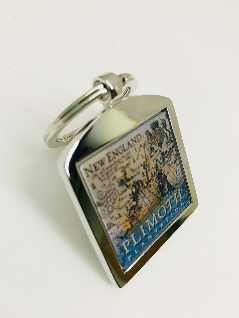 Mayflower II Lenticular Keychain
