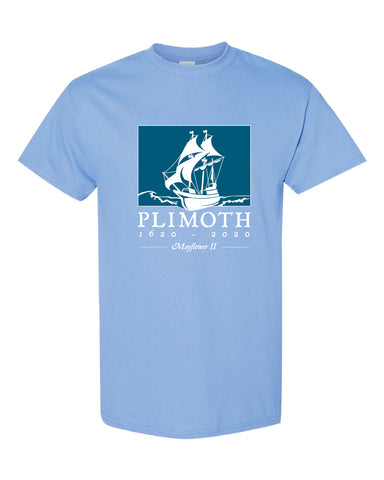 Mayflower II Logo T-shirt